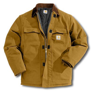 Carhartt Outerwear Fabrics
