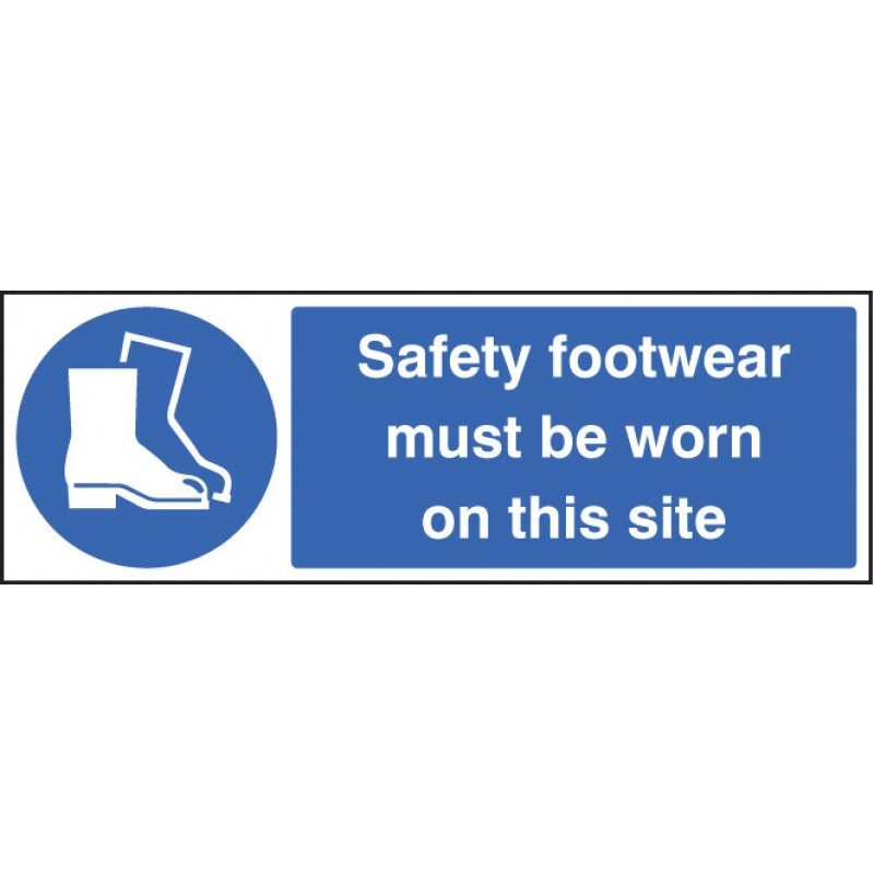 Fitting Safety Footwear