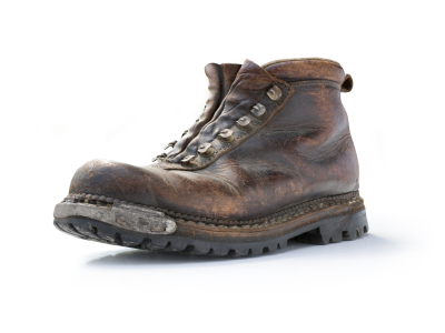 Waterproofing Boots