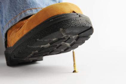 Puncture Resistant Footwear