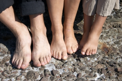 Differences In Footwear Sizes