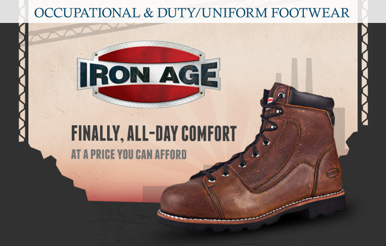 4731c59f7eb Iron Age Work Boots: No Longer a Thing of the Past | WorkingPerson.me