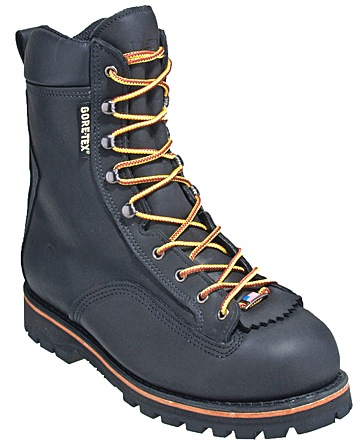 Wolverine Work Boots American Made Logger Boot
