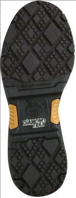 Georgia Boots Diamond Trax Outsoles Get Improved