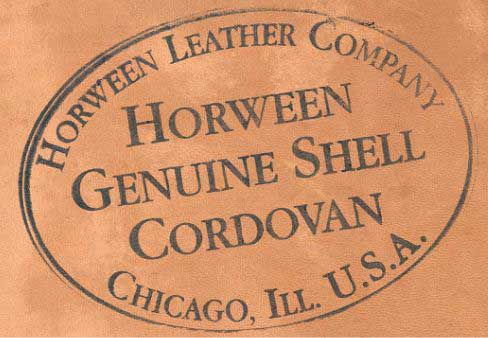 Horween Genuine Shell Cordovan- A Process That Never Cuts Corners WPS BLOG