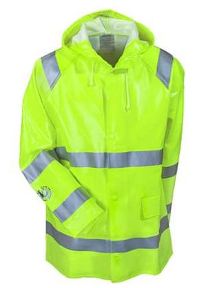 High Visibility Yellow Workwear