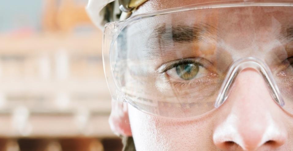 Eye Safety On The Job