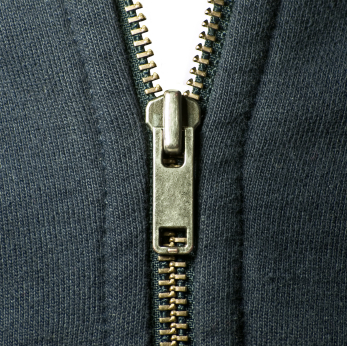 Metal Zipper Use In Workwear