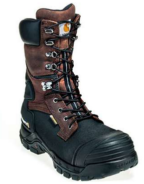 Carhartt Insulated Work Boots Feature Litefire Insulation