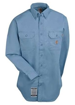Carhartt FR Compliant Clothing