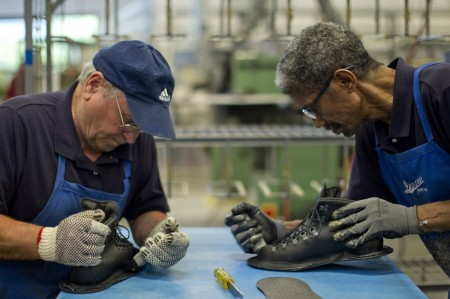 Inside the Danner Boot Factory | WorkingPerson.me