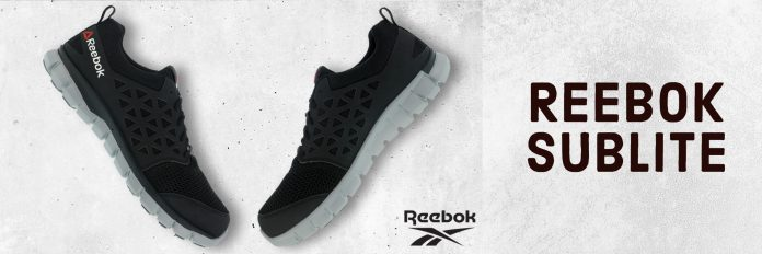 Reebok Sublite Shoes In Gray