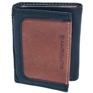 Black and Brown Carhartt Wallet