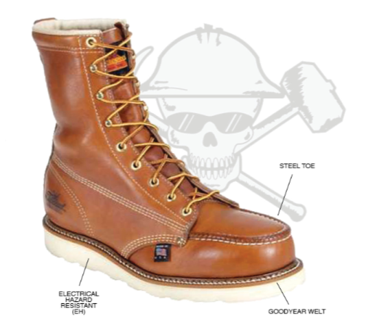 Boot with terms